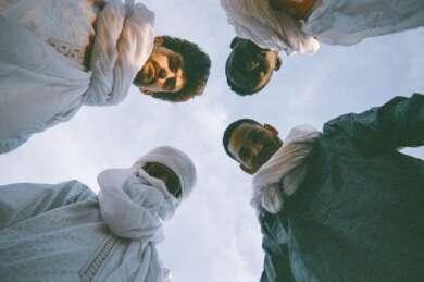 """Mdou Moctar veröffentlichen das Album """"Afrique Victime"""""""