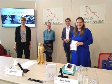 Judith Zander Fontane-Literaturpreises 2021