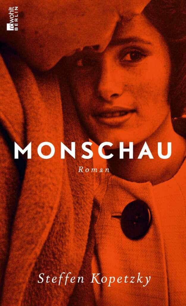 """Buchcover """"Monschau"""" von Steffen Kopetzky"""