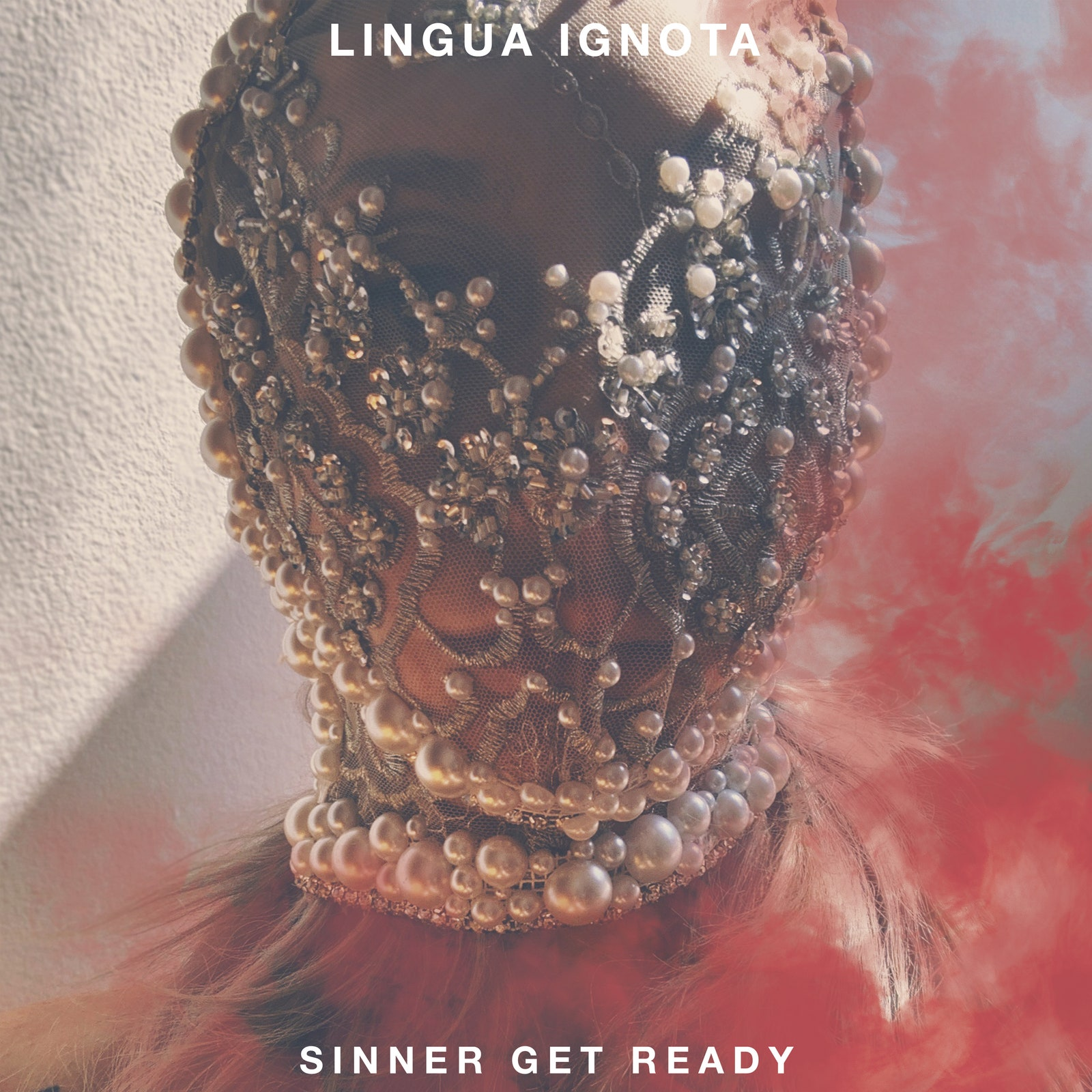 lingua ignota sinner get ready albumcover