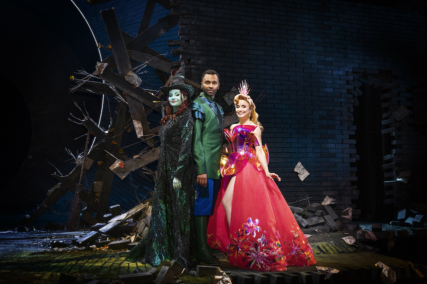 STAGE ENTERTAINMENT: WICKED - Das Musical