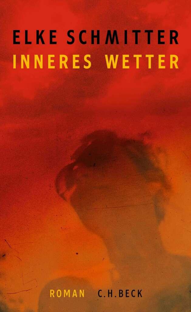 """Buchcover """"Inneres Wetter"""" von Elke Schmitter"""