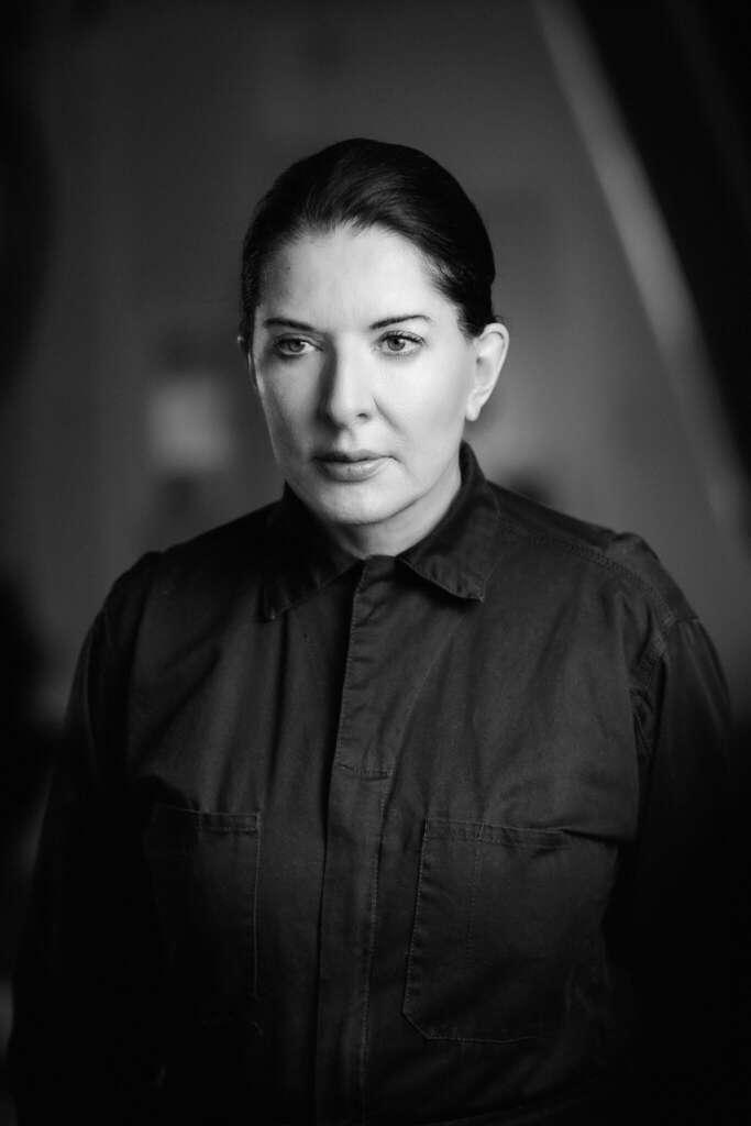 Portrait of Marina Abramović, 2018Portrait of Marina Abramović, 2018