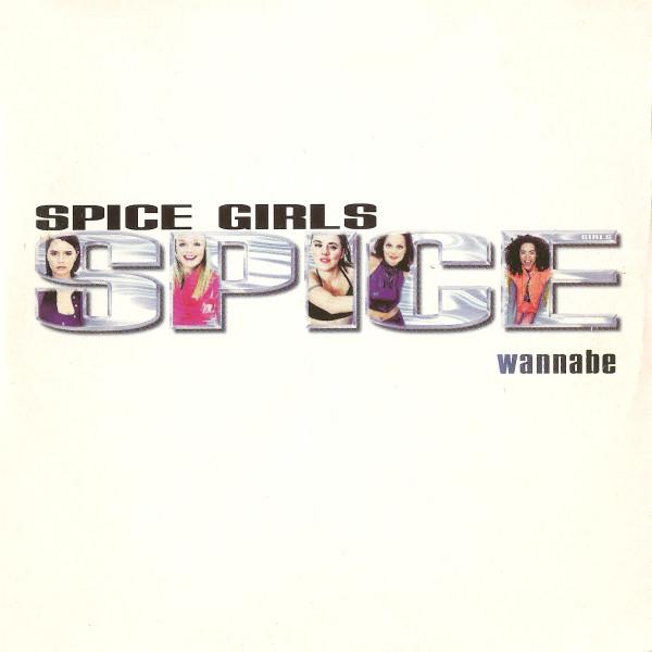 Spice Girls Wannabe Cover Mitglieder in Buchstaben