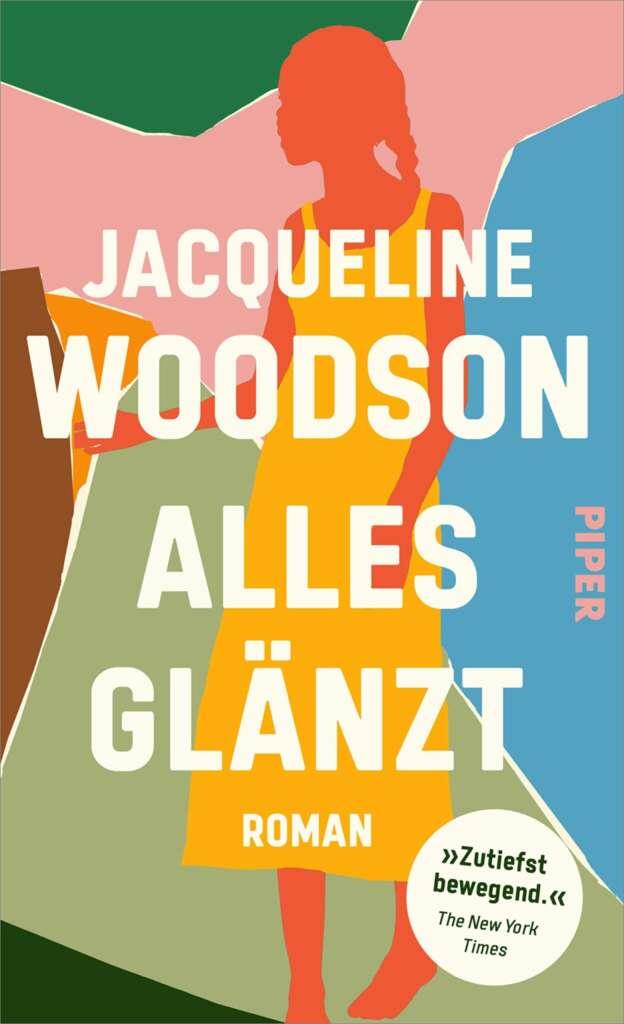 """Buchcover """"Alles glänzt"""" von Jacqueline Woodson"""