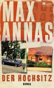"""Buchcover """"Der Hochsitz"""" von Max Annas"""