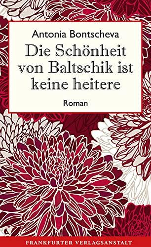 """Buchcover """"Die Schönheit von Baltschik ist keine heitere"""""""