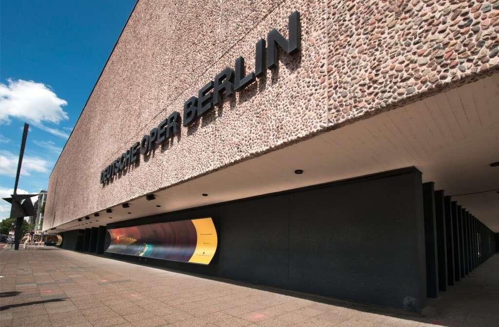 Deutsche Oper Berlin Vorverkaufsstart