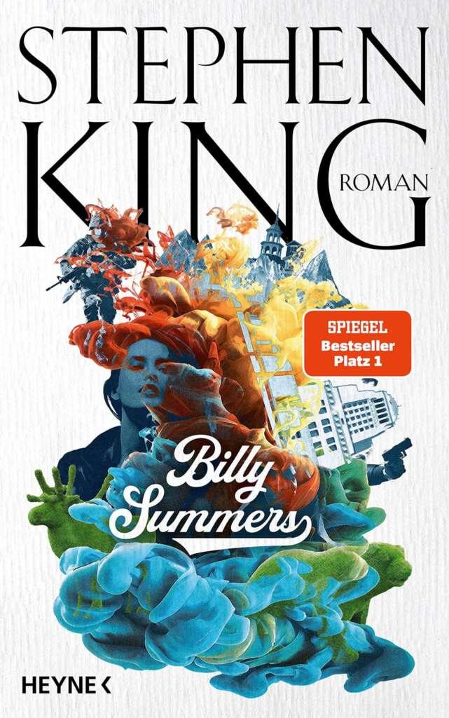 """Buchcover """"Billy Summers"""" von Stephen King"""