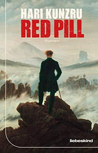 """Buchcover """"Red Pill"""" von Hari Kunzru"""