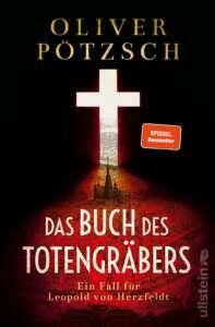 """Buchcover """"Das Buch des Totengräbers"""" von Oliver Pötzsch"""