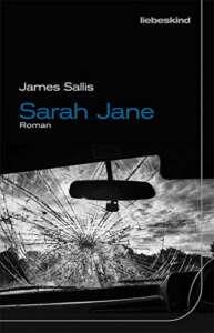 """Buchcover """"Sarah Jane"""" von James Sallis"""