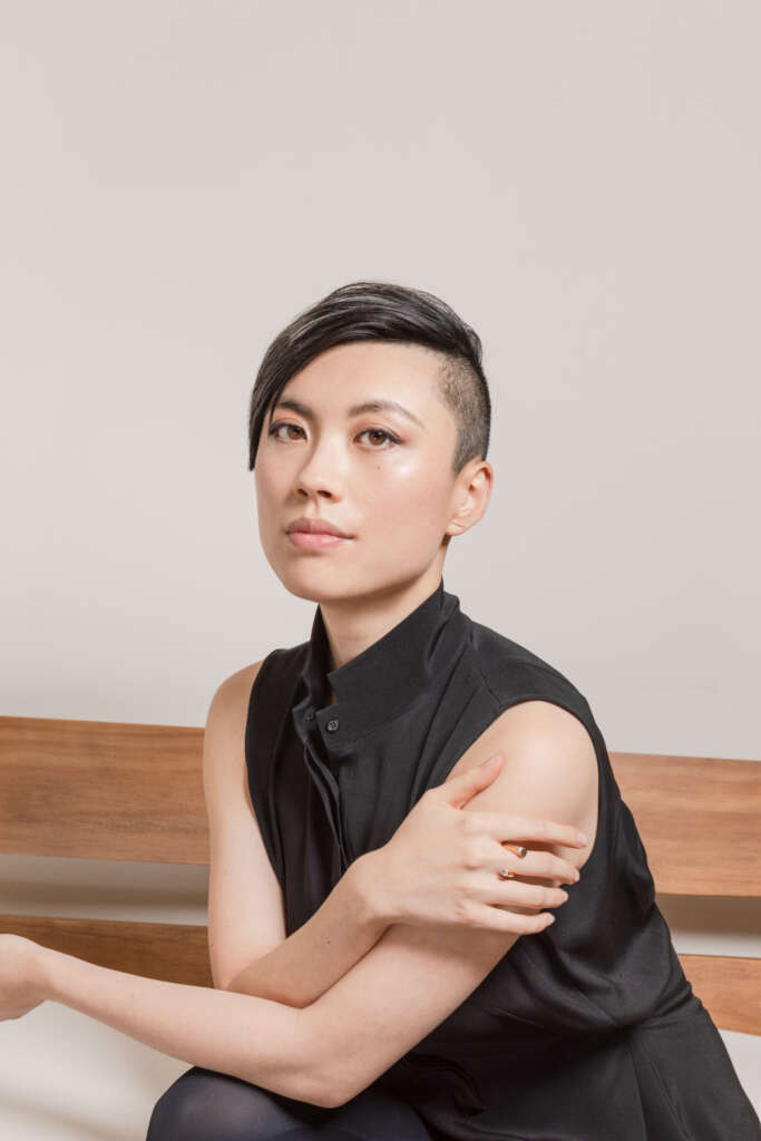 Portraitfoto C Pam Zhang