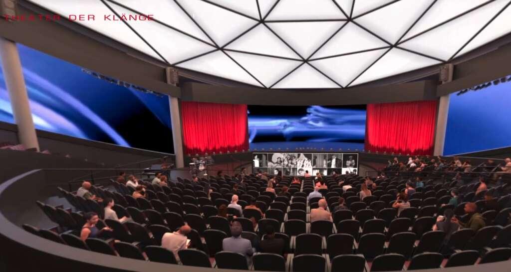 Das virtuelle totale Theater der Klänge