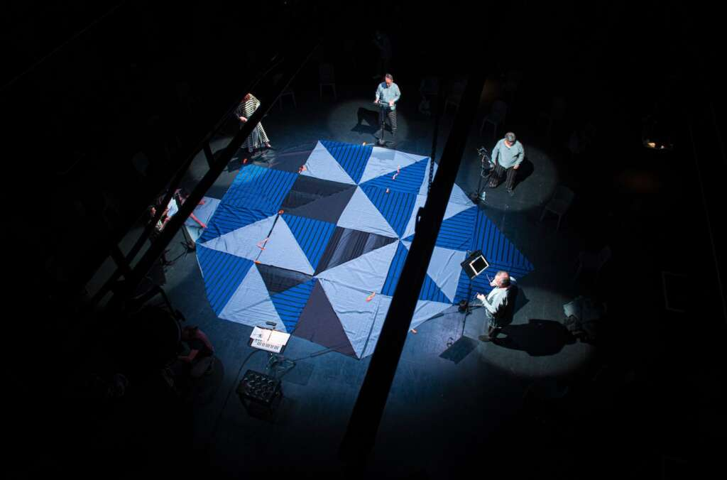 "Theaterhaus Stuttgart: ""Alessandro Bosetti: Portraits de voix"""