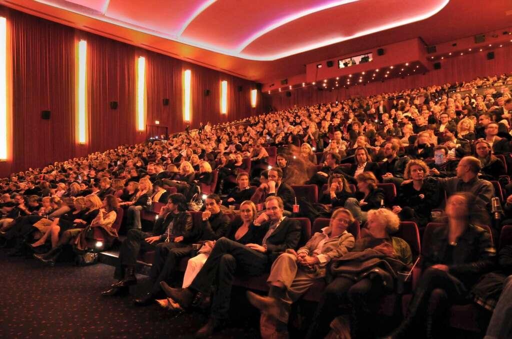 Filmfest Hamburg im Cinemaxx Dammtor