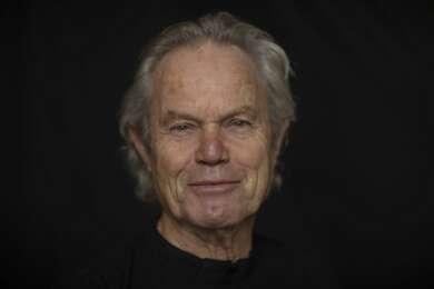 Portrait Chris Jagger