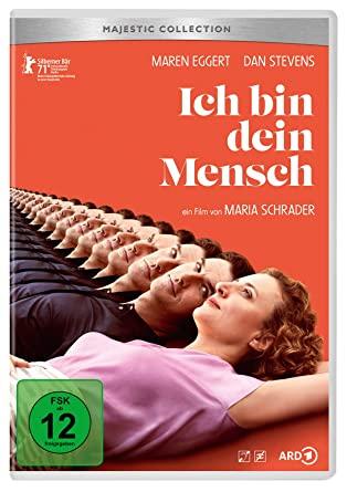 Ich bin dein Mensch DVD Cover