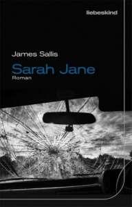 James Sallis- Sarah Jane buchcover
