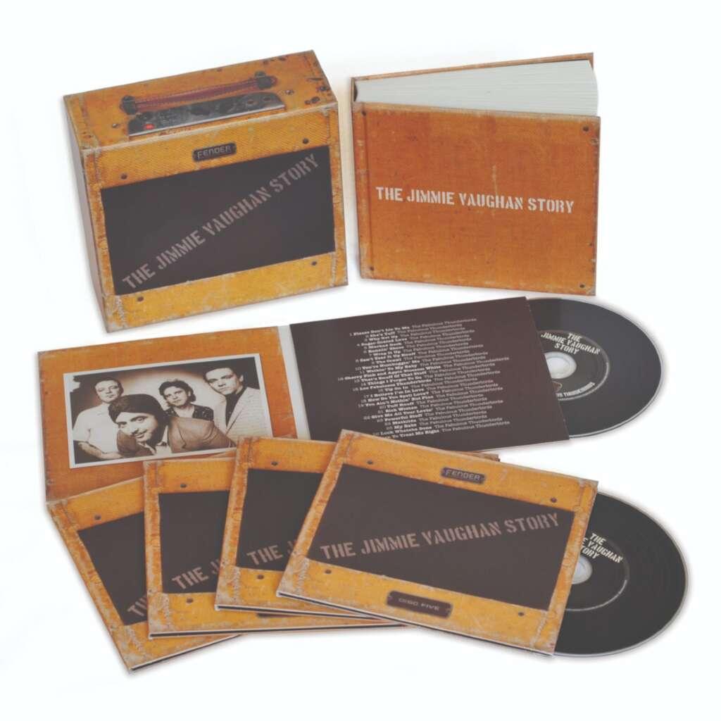 Jimmie Vaughan – fünf CD Box-Set