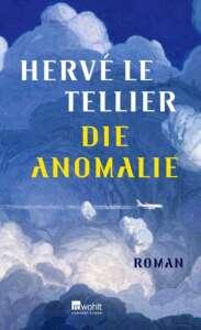 """Buchcover """"Die Anomalie"""" von Hervé Le Tellier"""