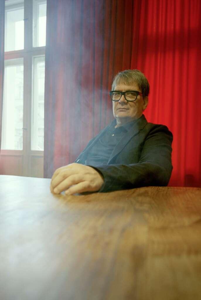 Portraitfoto Sven Regener