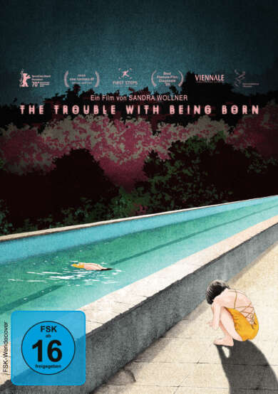 The Trouble with being born Cover