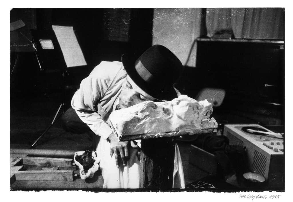 Ute Klophaus: Fotografie von Joseph Beuys