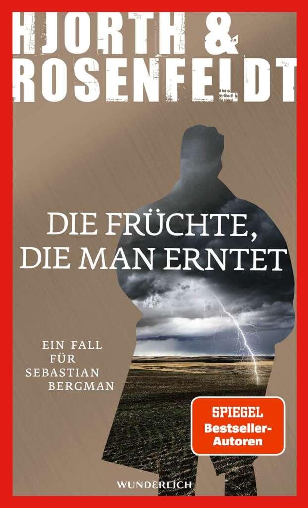 """Buchcover """"Die Früchte, die man erntet"""" von Hjorth & Rosenfeldt"""