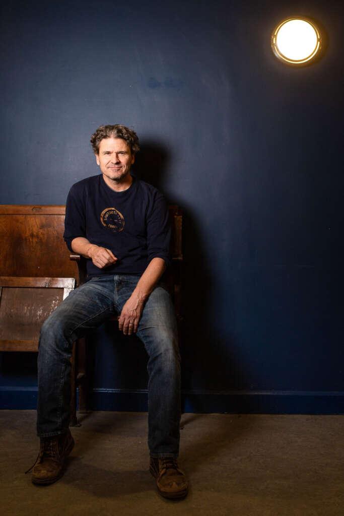 Portraitfoto Dave Eggers