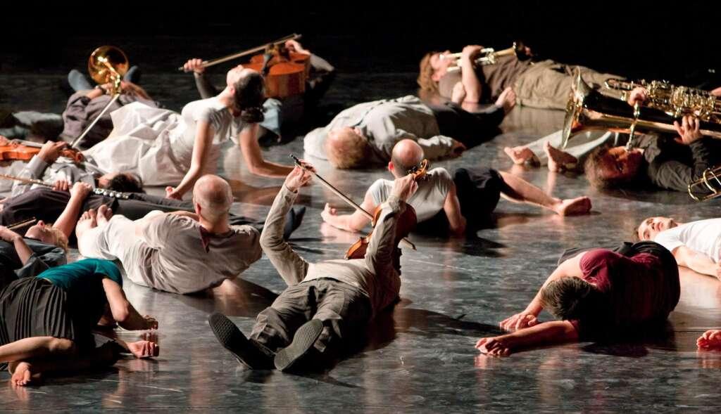 """""""Jagden & Formen (Zustand 2008) von Sasha Waltz & Guests"""