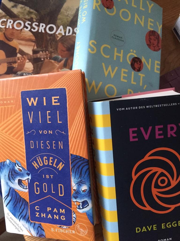 Buchcover: Die besten Bücher im Oktober 2021