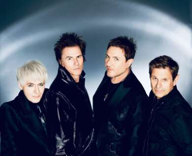 Bandfoto Duran Duran