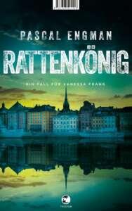 "Buchcover ""Rattenkönig"" von Pascal Engman"