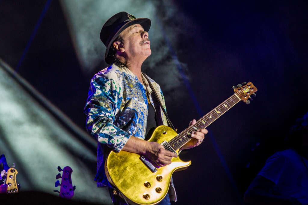 Santana Livefoto
